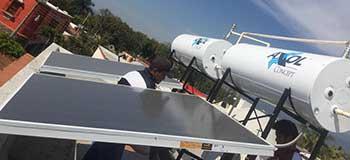 Calentadores Solares Para Albercas y Ahorro de Gas
