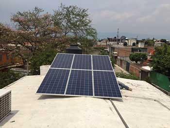Nuestra Empresa - Saving Energy